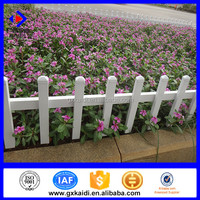 lawn edging fence -- 2016 powder coated industrial fencing,garden fence