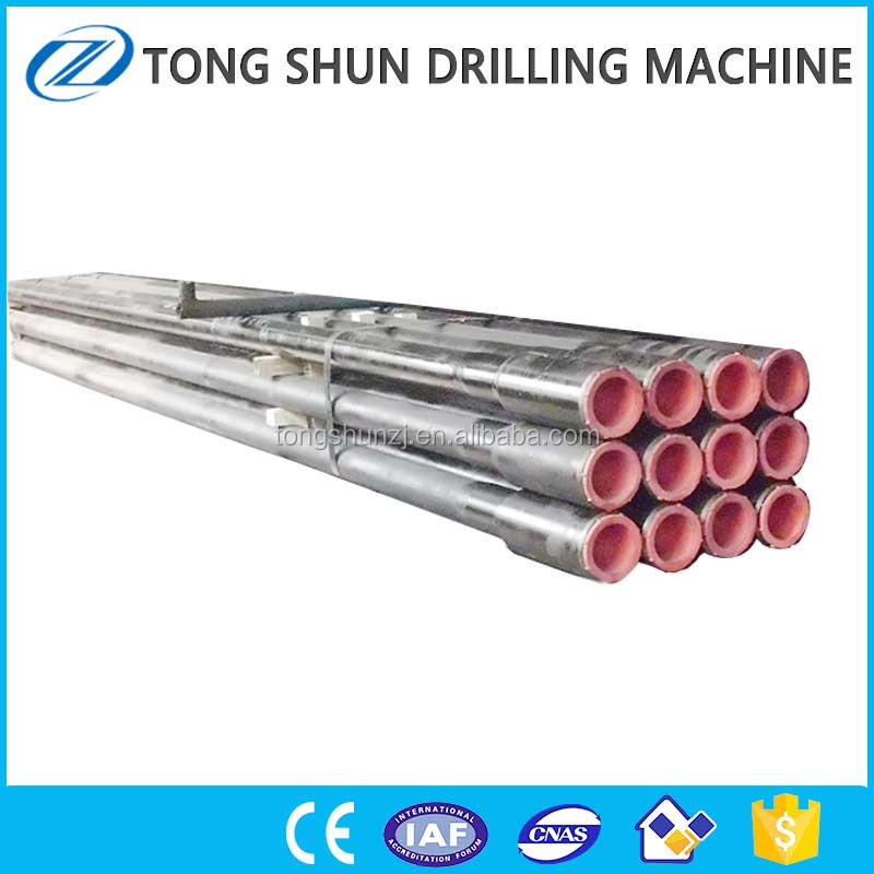 Manufacturers Wholesale Price Seamless Steel Rock Geoligical API Thread Water Well Drill Rod Size