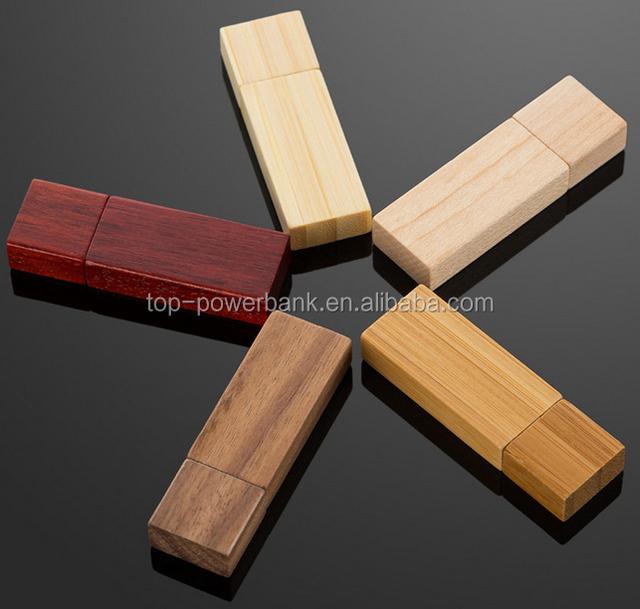 very cheap products wholesale usb 3.0 flash drive custom logo wood bamboo usb flash drive