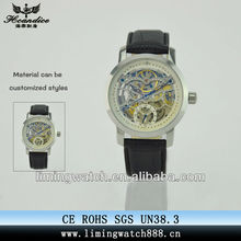 new products 2013 vogue chronograph mechanical silver goer watch