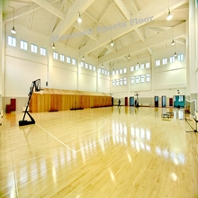 Multi-purpose Indoor pvc sports flooring for basketball court