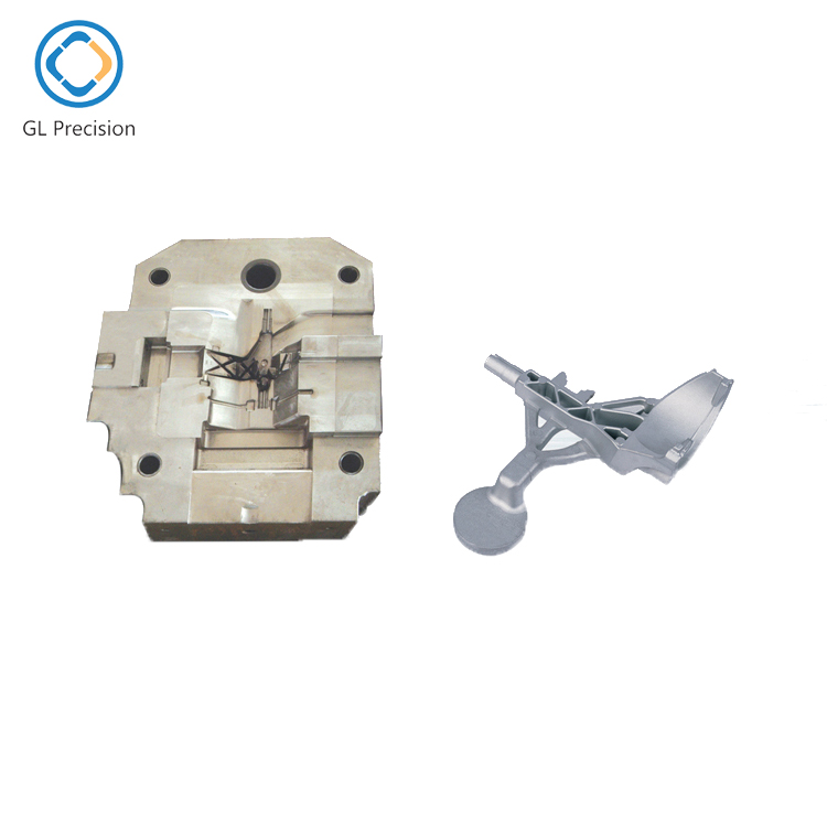 OEM Zinc Alloy Die Casting Mold Hot Chamber Aluminum Cast Mould