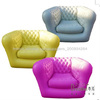Inflatable Chesterfield Sofa Fashione PVC Inflatable