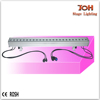 Christmas building decoration wall wahser IP65 led lights bar 24x10w led wall washer light