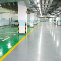 Smooth Surface Good Adhesion Concrete Floor Coating