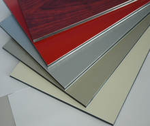 standard size 3mm PE PVDF coating alutil Aluminum Composite Panels Manufacturer with cheap price