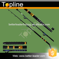 China fiberglass fishing rods