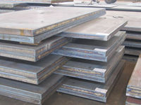 ALLOYED HOT ROLLED STEEL PLATE S355JR