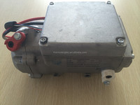 dc 12v compressor for mini bus air conditioner