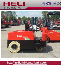 China Heli 5 ton AC electric tractors price