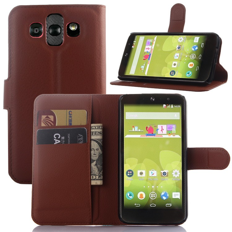 LA001 Factory Supply For LG AKA Case, For LG AKA Leather Case , For LG H778 Flip Case Cover