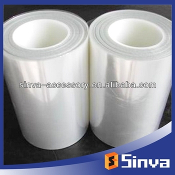 Manufacturer Anti Oil Screen Protector of Roll Film, Raw Material Anti Oil Screen Protector