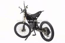 Rear brushless motor electric bike kit 5000 watt hub motor 72v 5000w enduro ebike