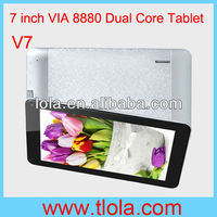 VIA WM 8880 Tablet PC Android 4.2 Dual Core