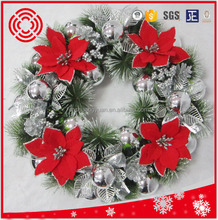 Christmas balls Wreath,Christmas Decoration,Party Decoration