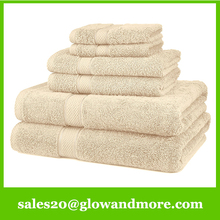 Cheap wholesale soft Cotton towel cooling towel for Towel Set