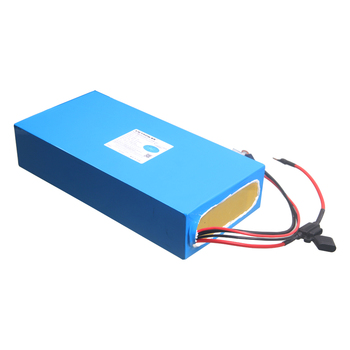 Victpower lithium ion battery 48v 25ah 13s10p 18650 battery pack for ebike