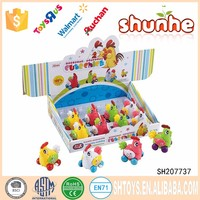 High Quality Plastic Hen Wind Up