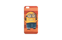 proffessional factory minion smart phone case for iphone devices
