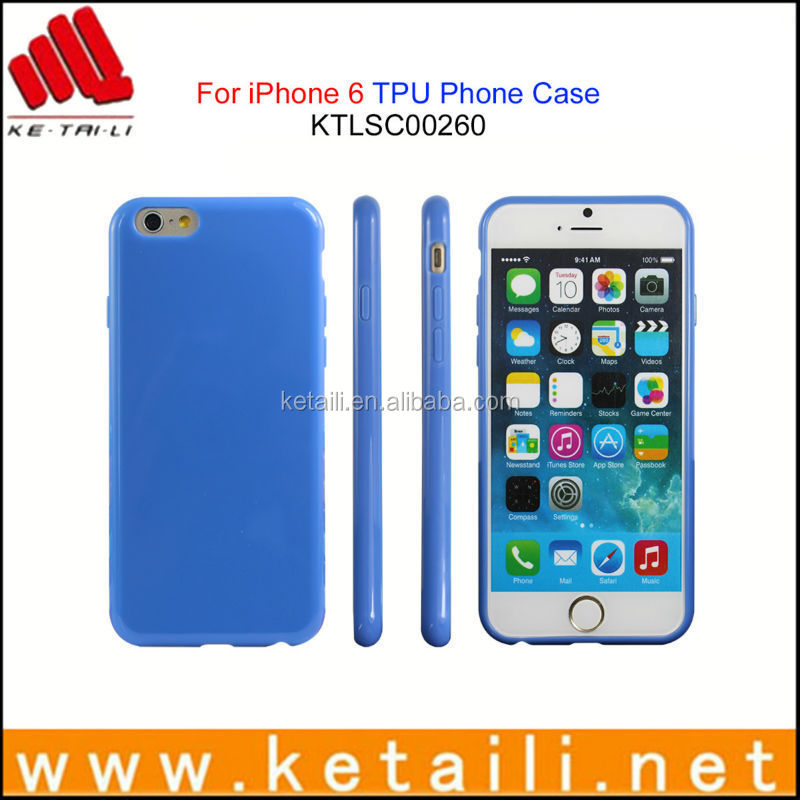 Promotion beautiful TPU plastic covers for phones, mobile cover for iphone