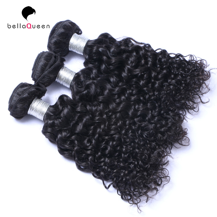 Bellaqueen Cuticle Aligned Hair Extension Raw Virgin Human Hair Weave Bundles Mink Brazilian Human Hair Bundles