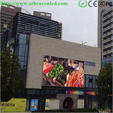 Cheap price outdoor LED display screen billboards