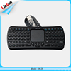 Super Mini touchpad mobile phone Bluetooth keyboard For Smart TV BOX