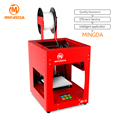 3d printing low cost with PLA filaments, MINGDA MD-16 high precision 3d printer at 0.05mm