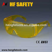 cheap safety glasses bestest soft rubber nose pad working safety glasses