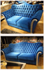 Wholesale grille fabric sofa set for fashion city furniture