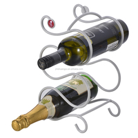 Metal Wire Red Wine Rack Wine Holders