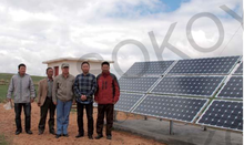 SOKOYO 1kw professional design home use complete kit supply off/on grid solar system solar power energy