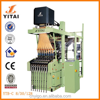 Elastic Tape Jacquard Machine