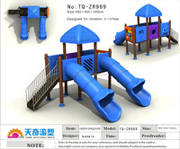 Zhejiang tianqi company for palme tree theme of loly water park Equipments