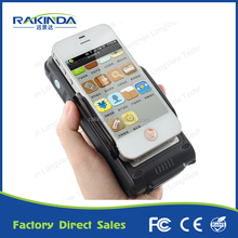 Barcode Scanner UHF Bluetooth RFID Data Collection Android Tablet PDA RFID Reader Phone with display