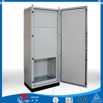 Durable and safe metal distribution panel