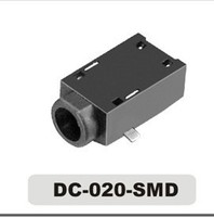 smd type dc connector 12v dc power connector