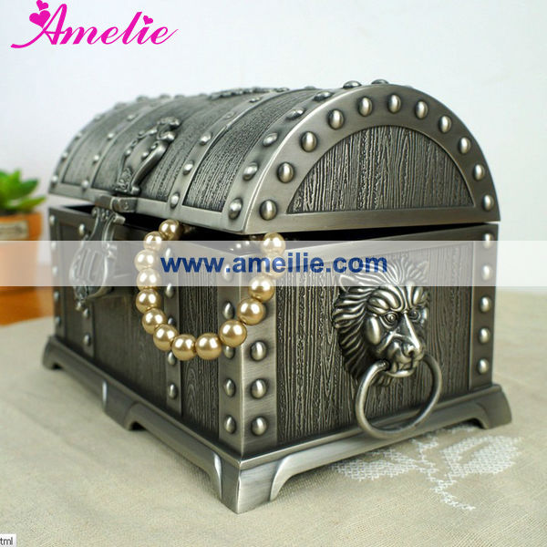 A6407P Wholesale Unique Pirate Treasure Chest Wedding Treasure Box