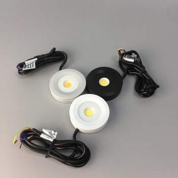 High quality 3W ceiling cabinet led lights