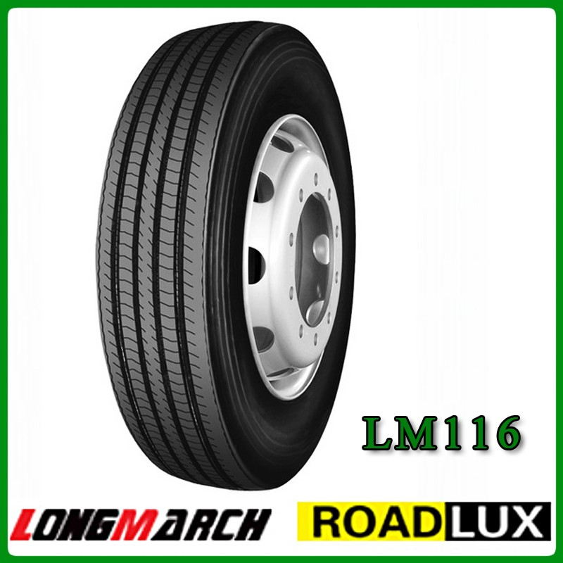 Hot Selling High Quality Longmarch Lm116 11R22.5 Roadlux 305 Tyre Longmarch
