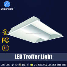 2x4 LED recessed light fixtures LED 2x4,2x2,1x4 Recessed Troffer LED Lighting