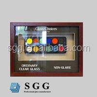 anti glare glass for lcd /led/tv screen monitor
