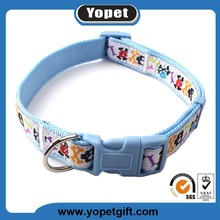 Pet Products Series Colorful Dog Collar Martingale Heavy-Duty Nylon Collar