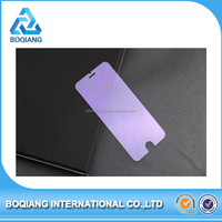 Fashion tempered glass screen protector for iphone 6 tempered glass colorful