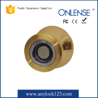 Onlense electric sauna cabinet lock new style with fob key card, TM card