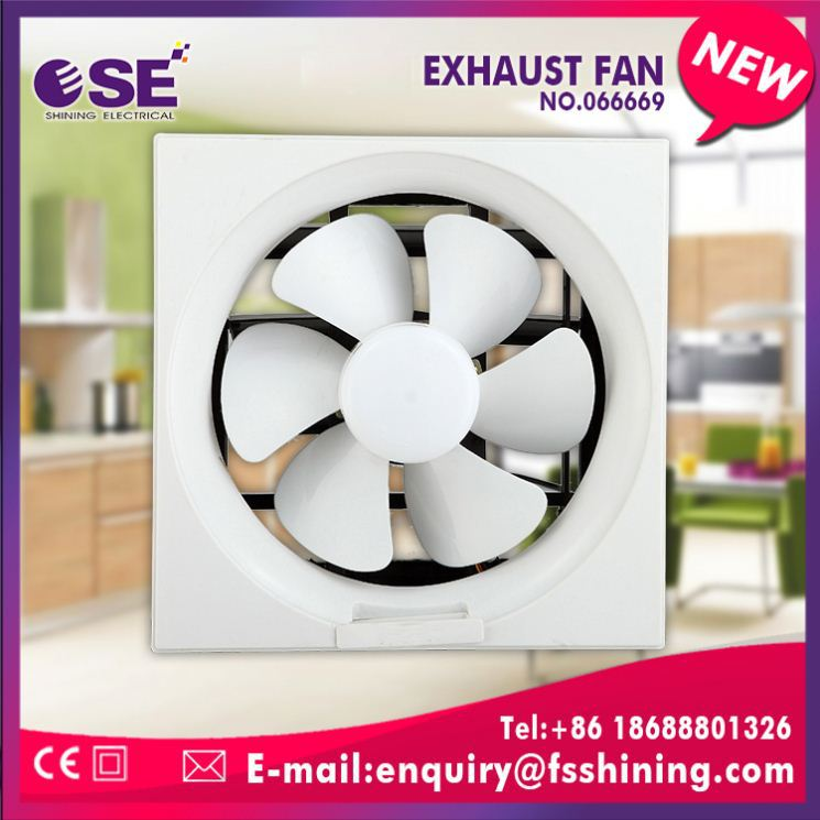 China factory 10 inch exhaust fan motor with low noise