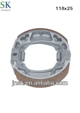 Top Quality Spare Parts Motorcycle Brake Shoe