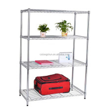 Hot selling high quality kitchen sink dish rack/kitchen steel rack storage/kitchen wall wire <strong>shelf</strong>