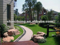 Hot sale! high School health artificial grass for playgrounds