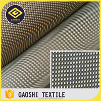 New Products 400D/600D/900D PVC Coated Polyester Two Tone Fabric For Sofa